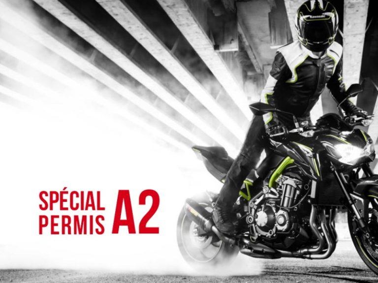SPECIAL PERMIS A2