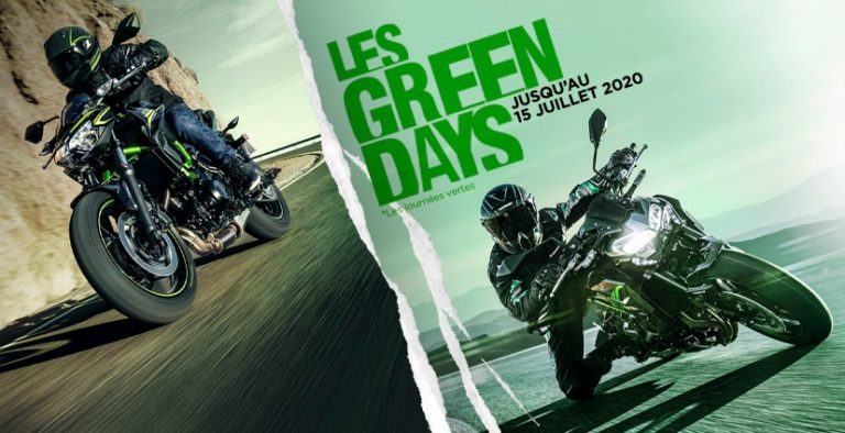 LES GREEN DAYS